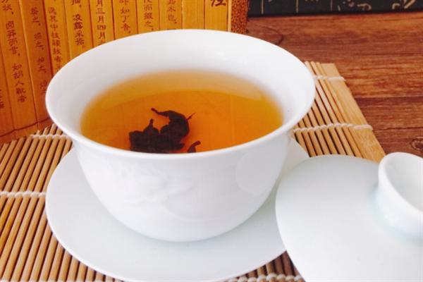 圣株沉香泡茶