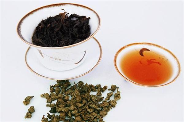 圣株沉香茶叶