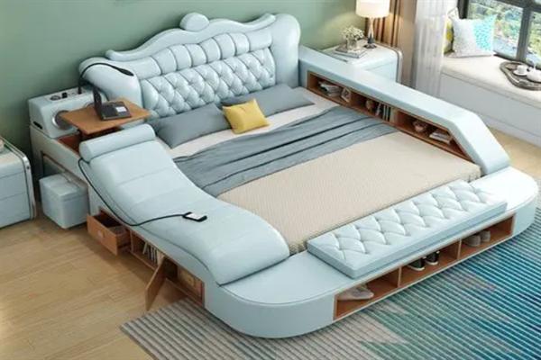 澳莎恒温水床纯棉