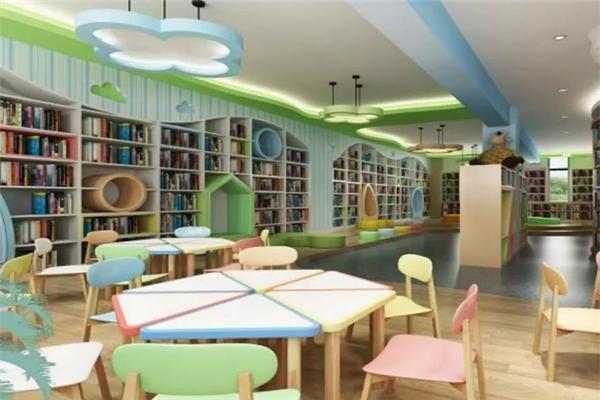 阅读馆教室