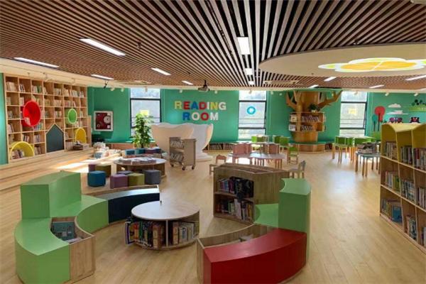 阅读馆环境