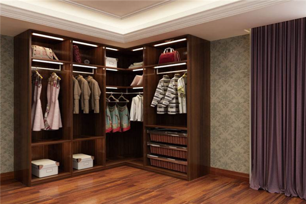 欧曼衣柜质量好