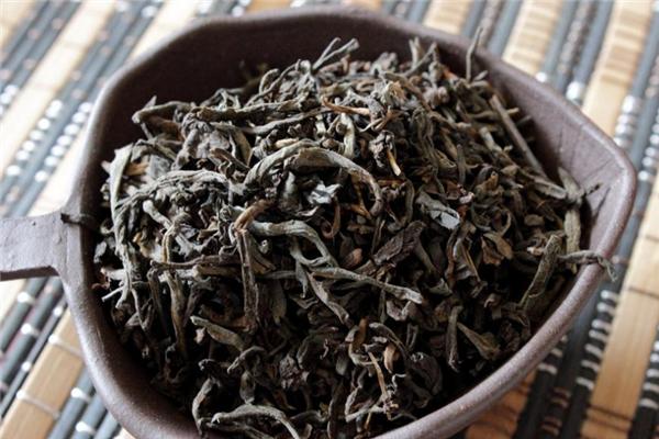 原山六堡茶茶香
