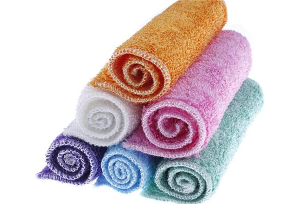 棉田毛巾抹布
