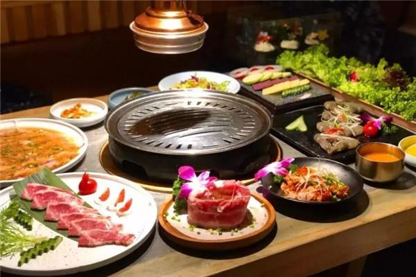 胡同里韓式烤肉加盟費
