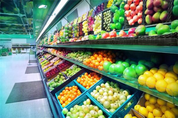 水果超市加盟店价格