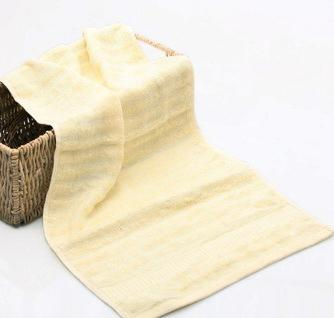 瑞春毛巾黄色款