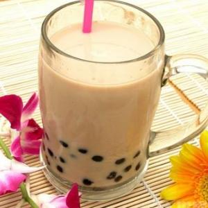 雪芙蓉港式奶茶新品