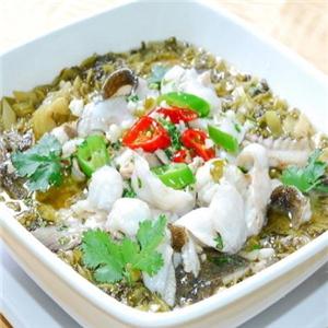 豐味酸菜魚美味