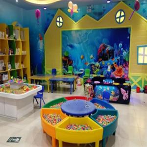 小手掌兒童智力開發樂園DIY