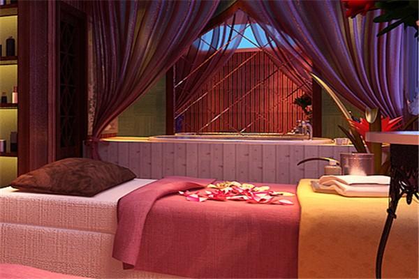 聚优美美容院床位