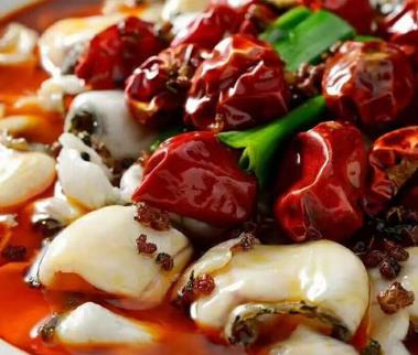 小波酸菜魚特辣