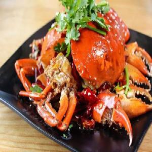 谷粮川肉蟹煲
