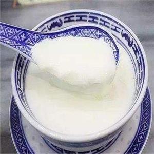 囍仔記牛奶甜品美味
