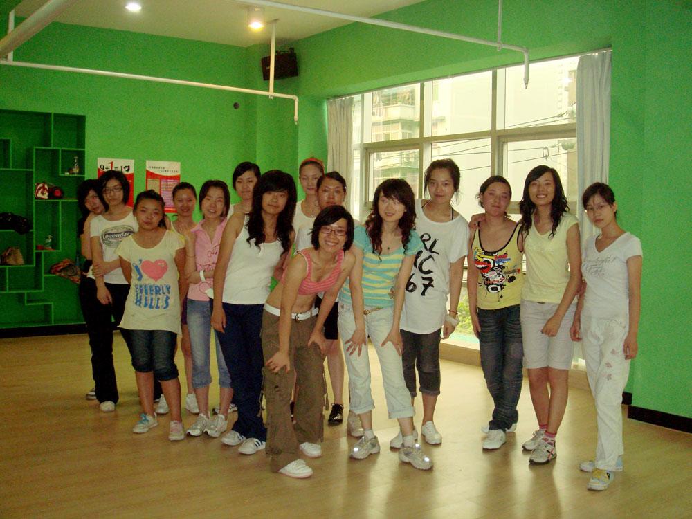 逸風國際舞蹈培訓教育