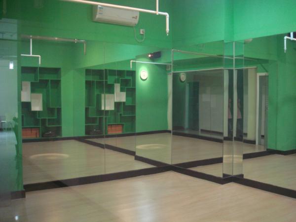 逸風國際舞蹈培訓環境