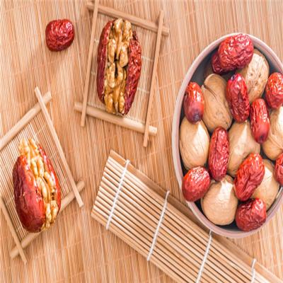 恬芽进口食品红枣