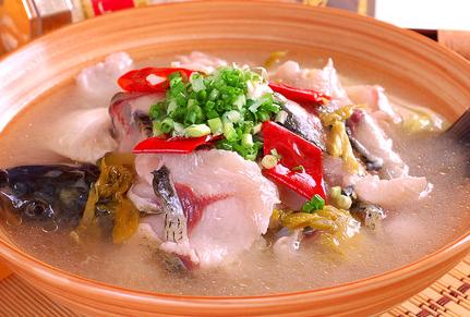 馮廚酸菜魚美味