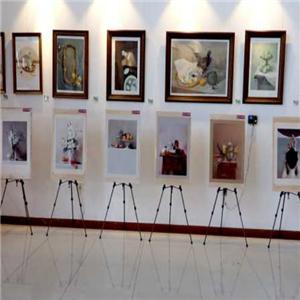 甲乙果创意思维美术教育展览