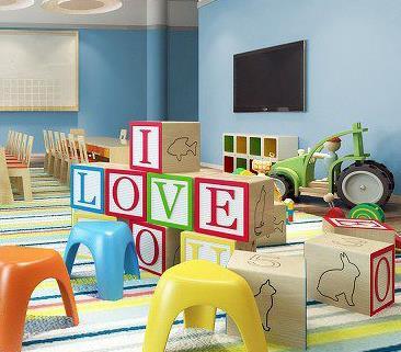 倍樂園幼兒教育教室