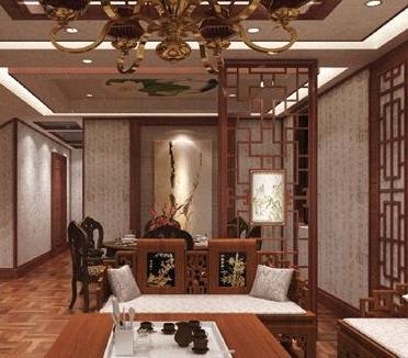 伊耐特集成家居中式風格