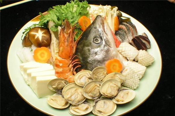 滏山汇海鲜火锅可口