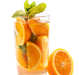 茶语者奶茶橙汁