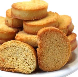 雪鹏休闲食品烤馒片
