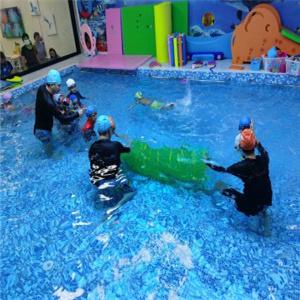 泡泡龍兒童游泳館-潔凈