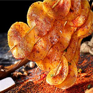 愛民燒烤-好吃