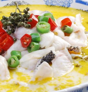 桂芳酸菜鱼