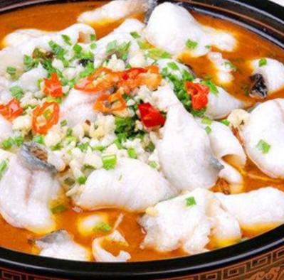 桂哥川味酸菜鱼健康