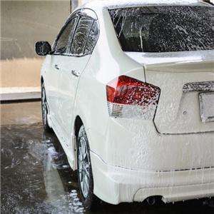 威士洁洗车-洁净