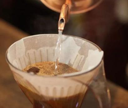 研磨咖啡冲泡