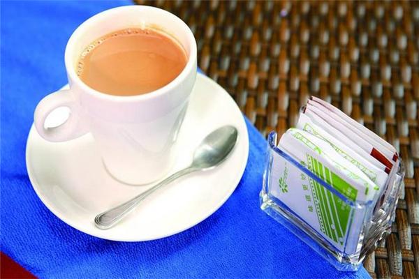 雪芙蓉港式奶茶招牌