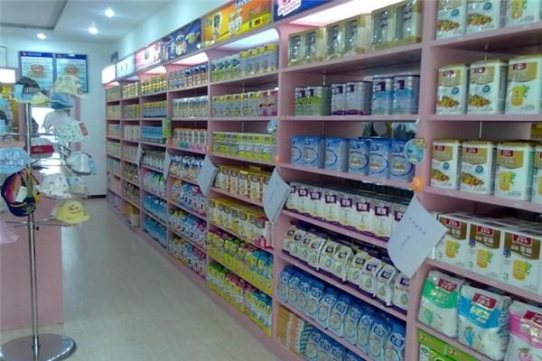 海堡母嬰店產品