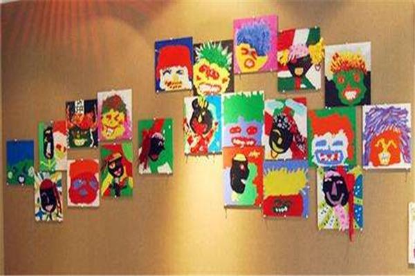 群艺艺术美术展示