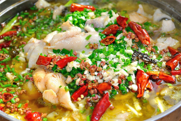 豐味酸菜魚風味