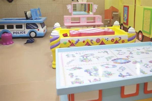 小手掌兒童智力開發樂園玩具