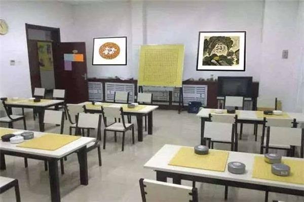 天元围棋教室空间