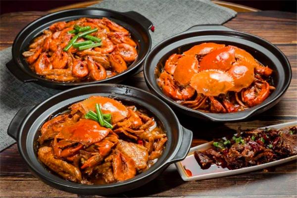 谷粮川肉蟹煲-好吃