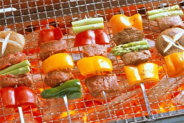 大黑烧烤肉串