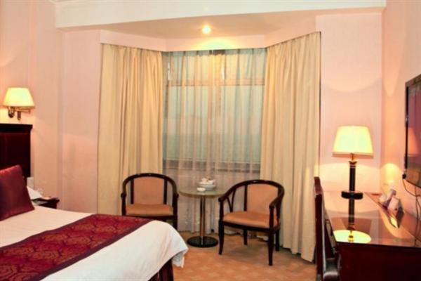 海聯商務大酒店房間