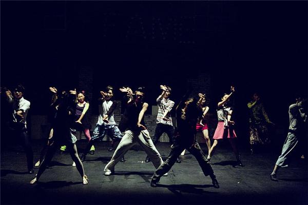 逸風國際舞蹈培訓街舞