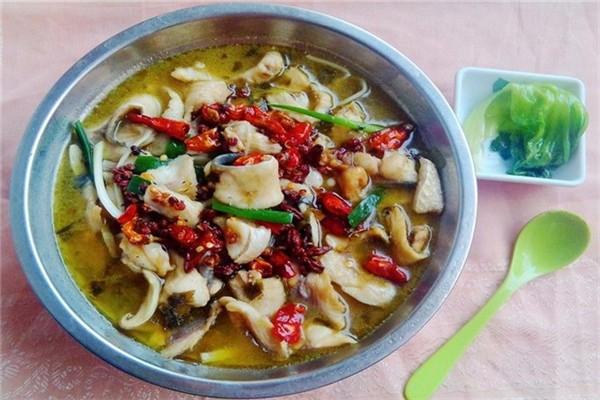 馮廚酸菜魚風味