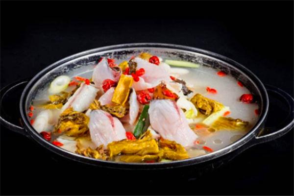 金源酸菜魚風味