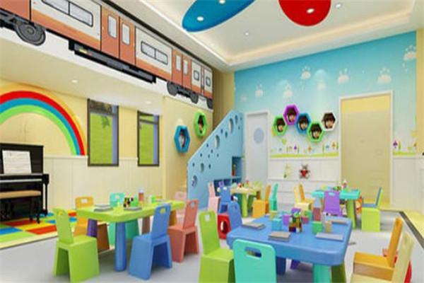倍樂園幼兒教育整潔