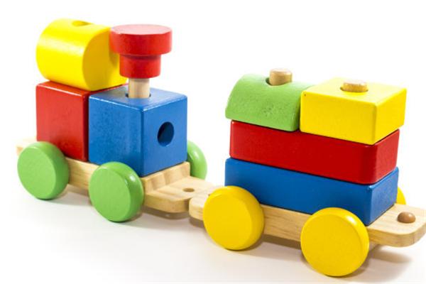檸檬貓兒童玩教具小火車