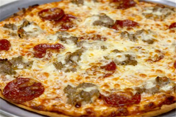 開心披薩牛肉