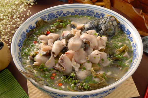 葛大厨酸菜鱼花椒